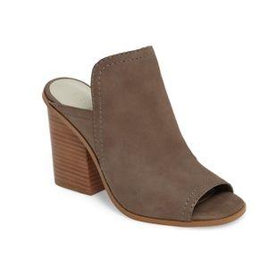 1. State Fernan block heel slide sandal mule